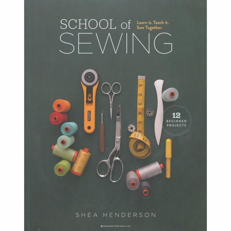 School of Sewing by Shea Henderson