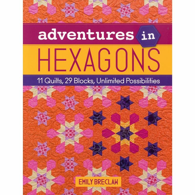 Adventures in Hexagons Book