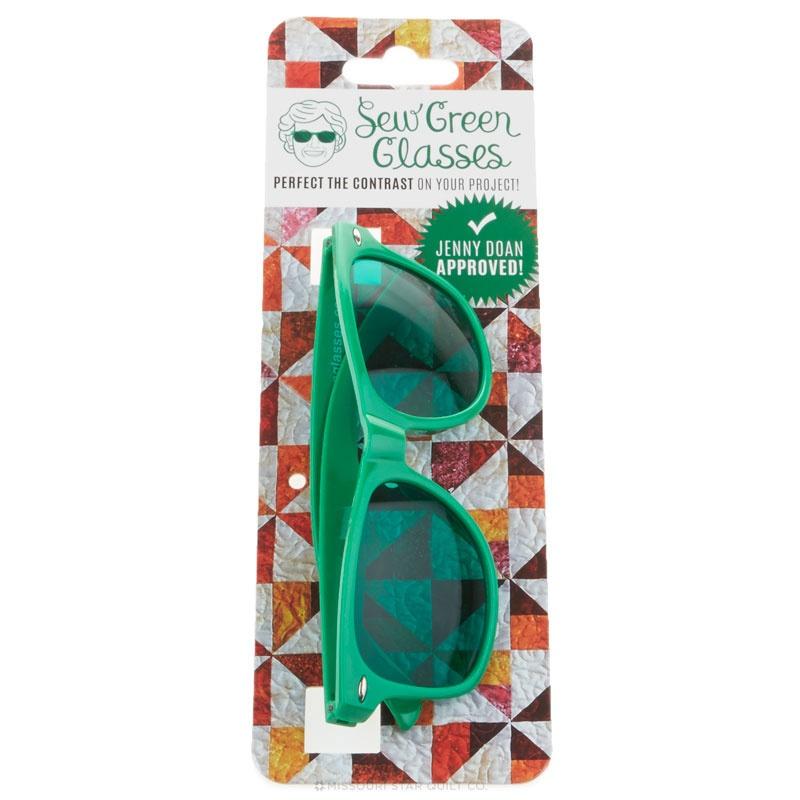 Sew Green Glasses