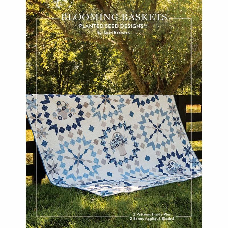 Blooming Basket Stars Book