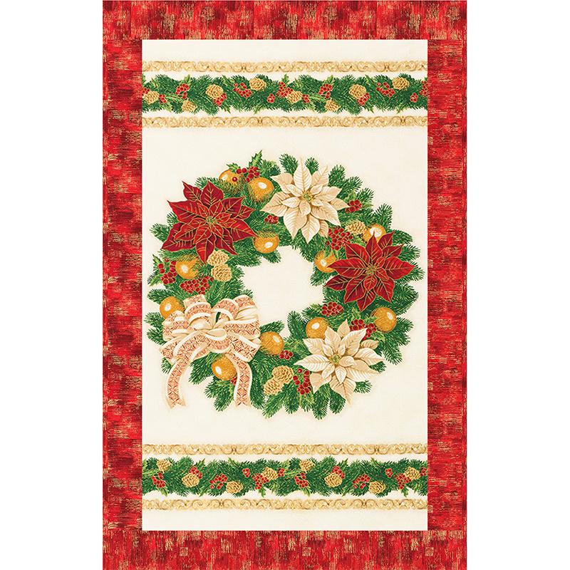 Holiday Flourish Wreath Kit