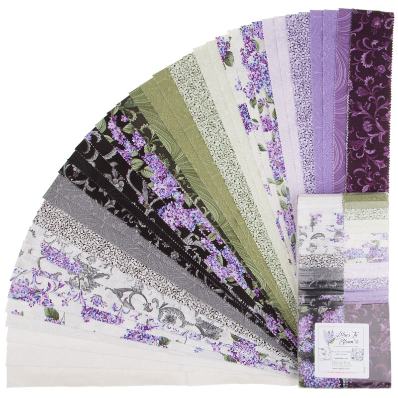 Lilacs in Bloom Strip-pies
