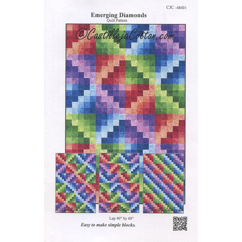 Emerging Diamonds Pattern