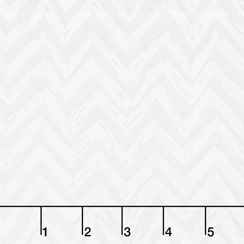 Whisper Batiks - Chevron Whisper Yardage