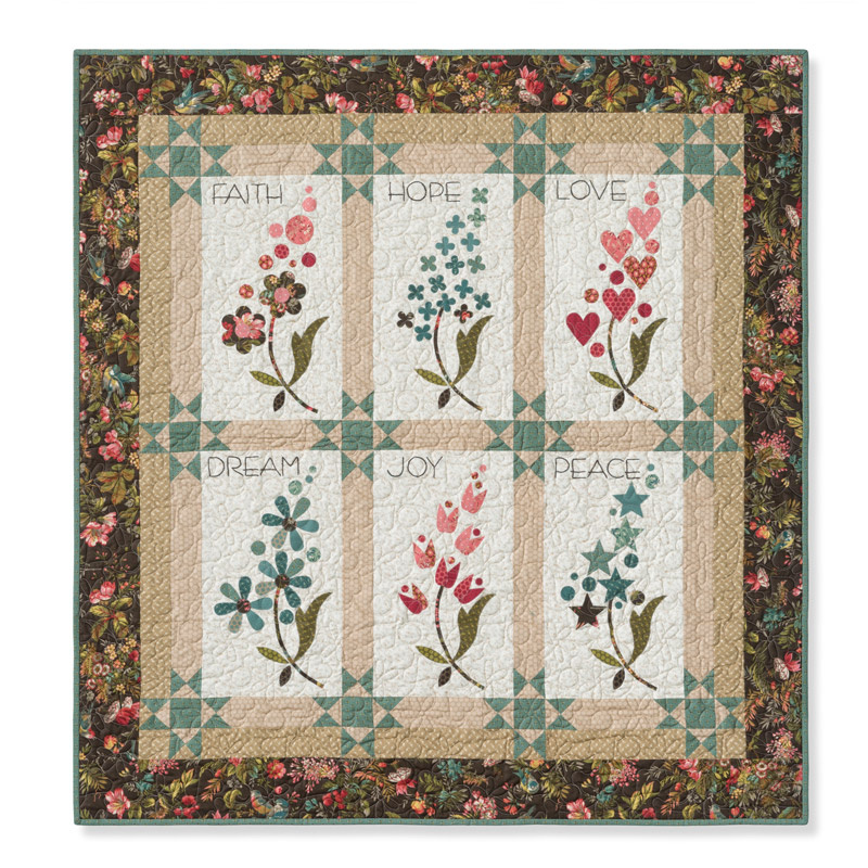 Quilt Block Of The Month Sew Along One Quilt Block At A Time