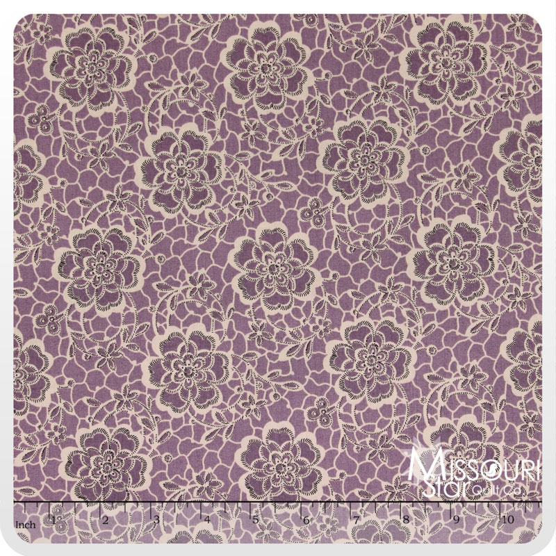 Downton Abbey - Dowager's Lace Yardage