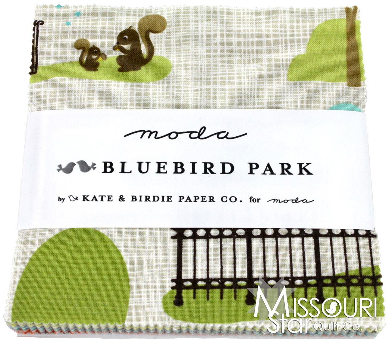Bluebird Park Charm Pack