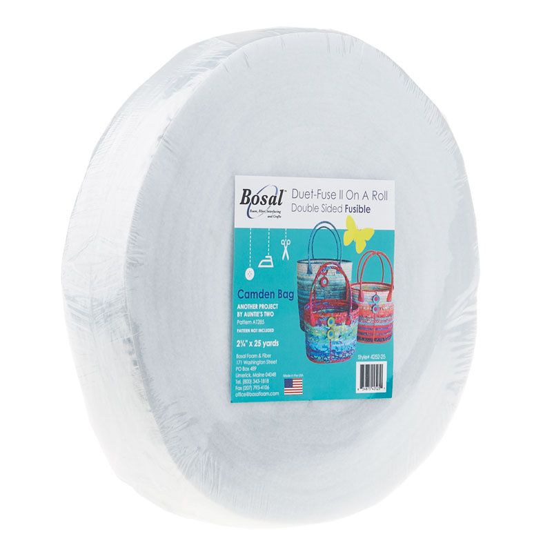 Duet Fuse Ii On A Roll Double Sided Fusible Batting