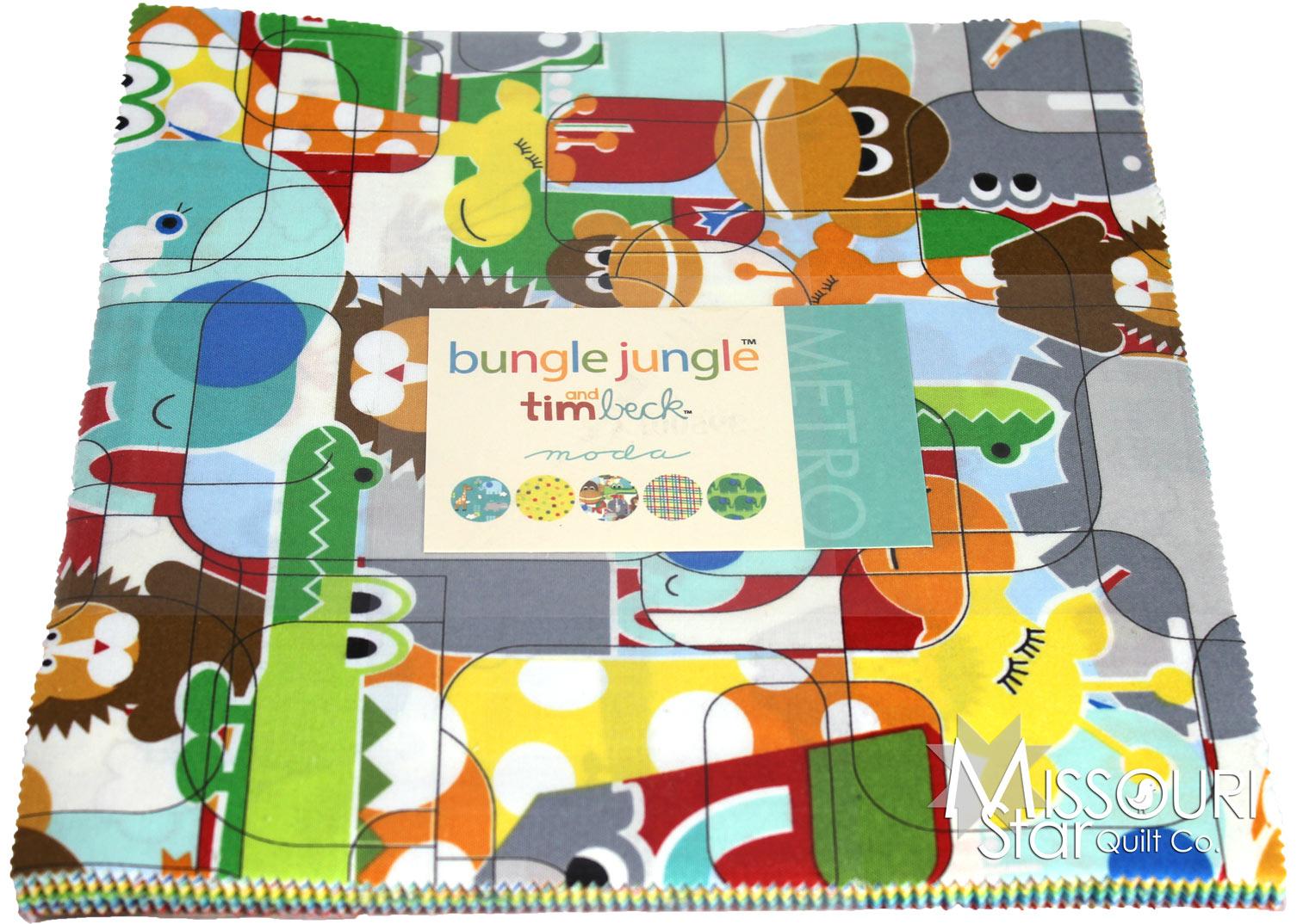 Bungle Jungle Layer Cake