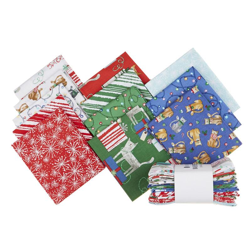 Make Merry Fat Quarter Bundle