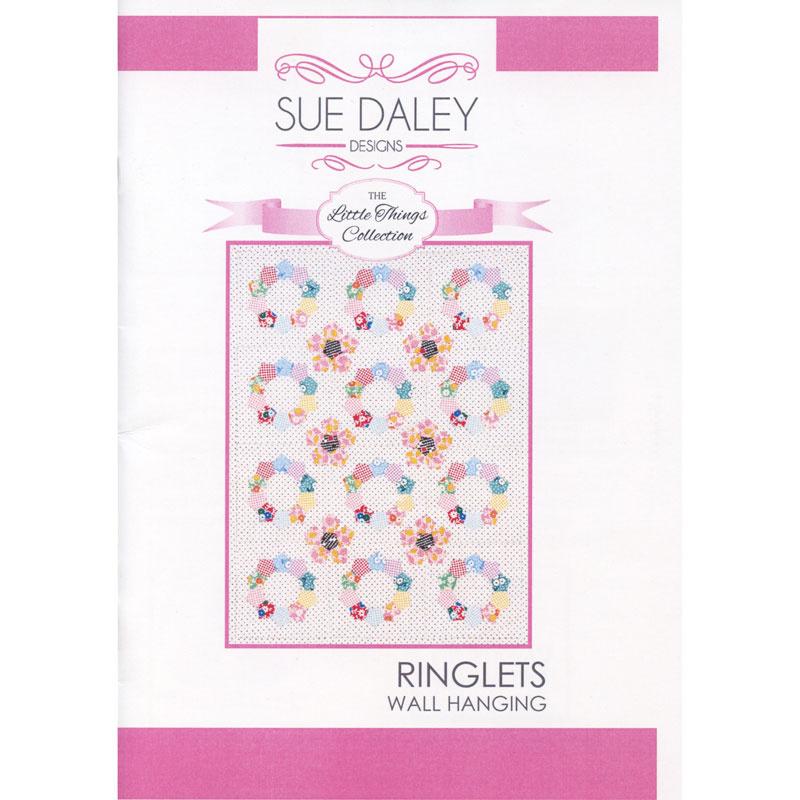 Sue Daley Ringlets Pattern