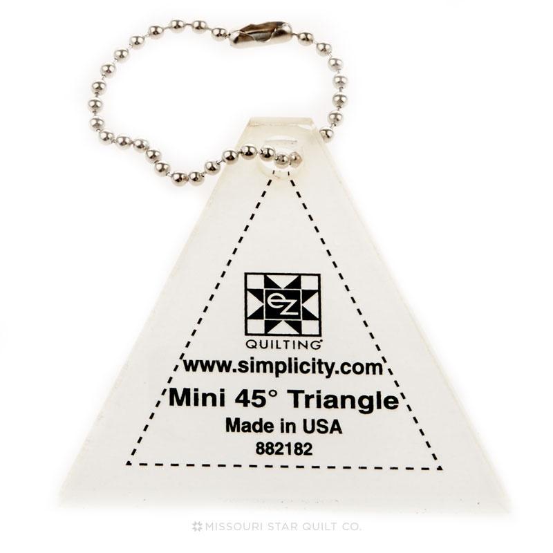 Mini 45 Degree Triangle Tool