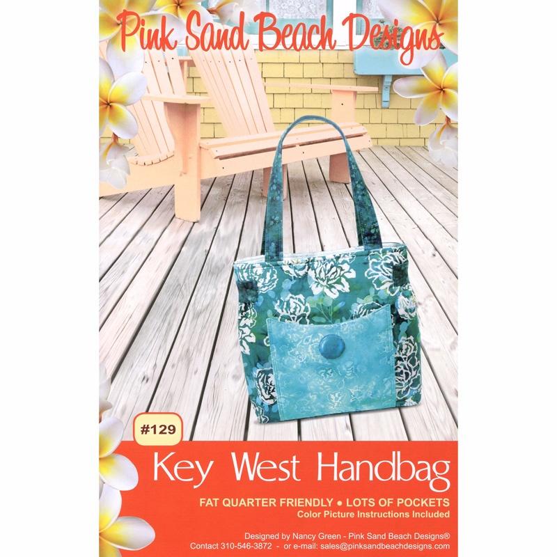 b10fd9554ad2 Key West Handbag Pattern