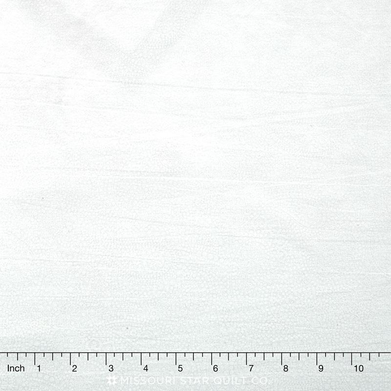 Touch of White - Paisley White on White 108