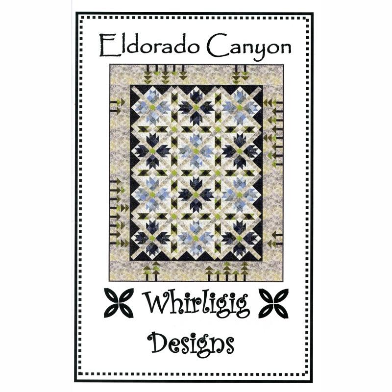 Eldorado Canyon Pattern | Chris Hoover | Whirligig Designs