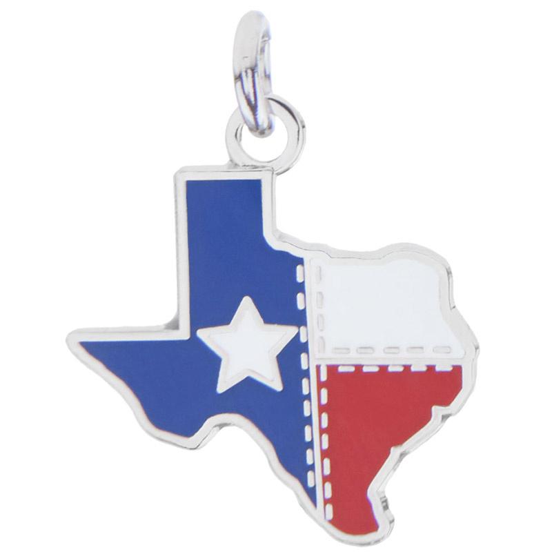 Stitched Texas Charm