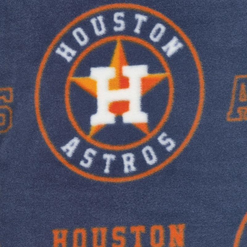 MLB Fleece - Houston Astros Navy Yardage