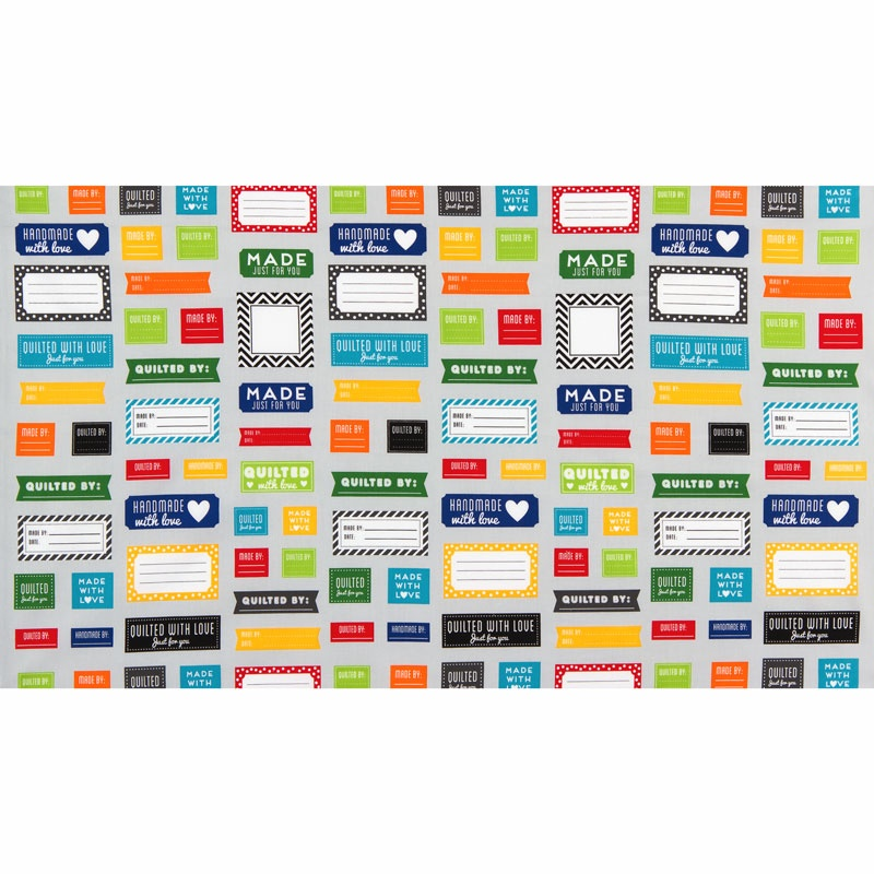 Made for You - Labels Primary Panel