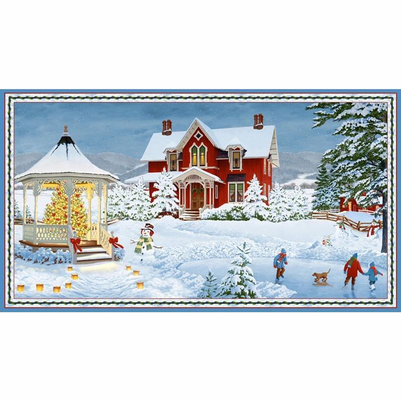 Winter's Eve Quilt Kit