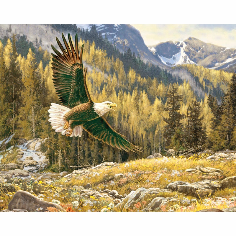 Majestic Outdoors - Majestic Eagle Multi Digitally Printed Panel