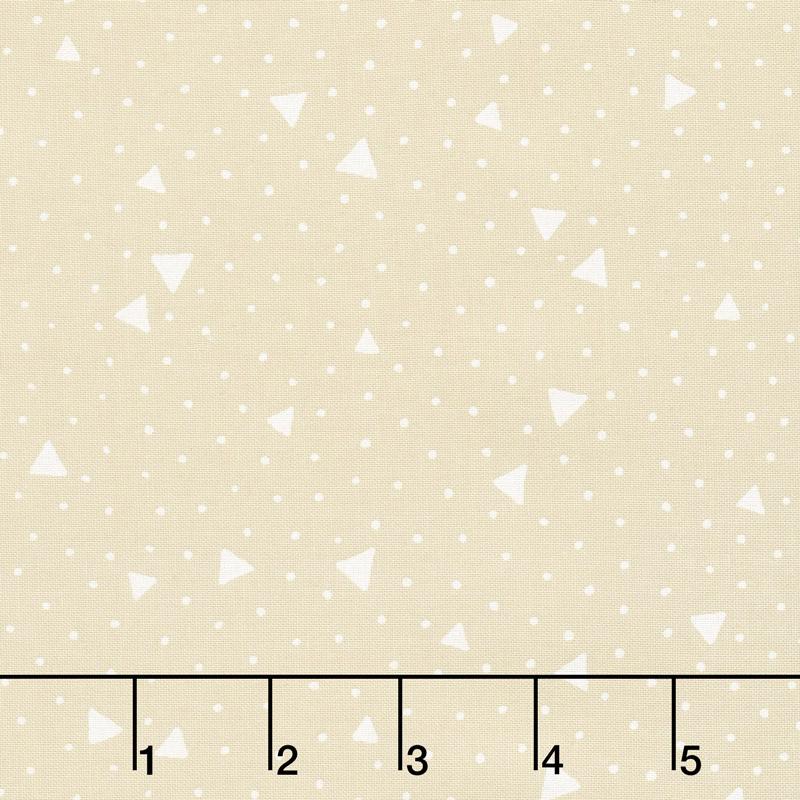 Muslin Mates 2018 - Confetti Natural Yardage