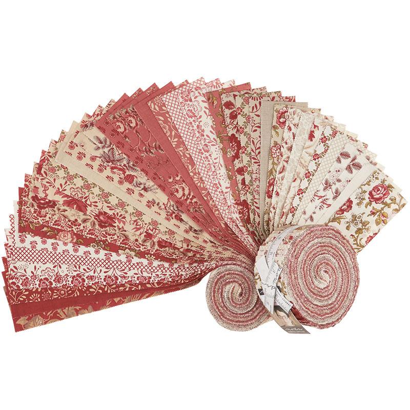 La Rose Rouge Jelly Roll