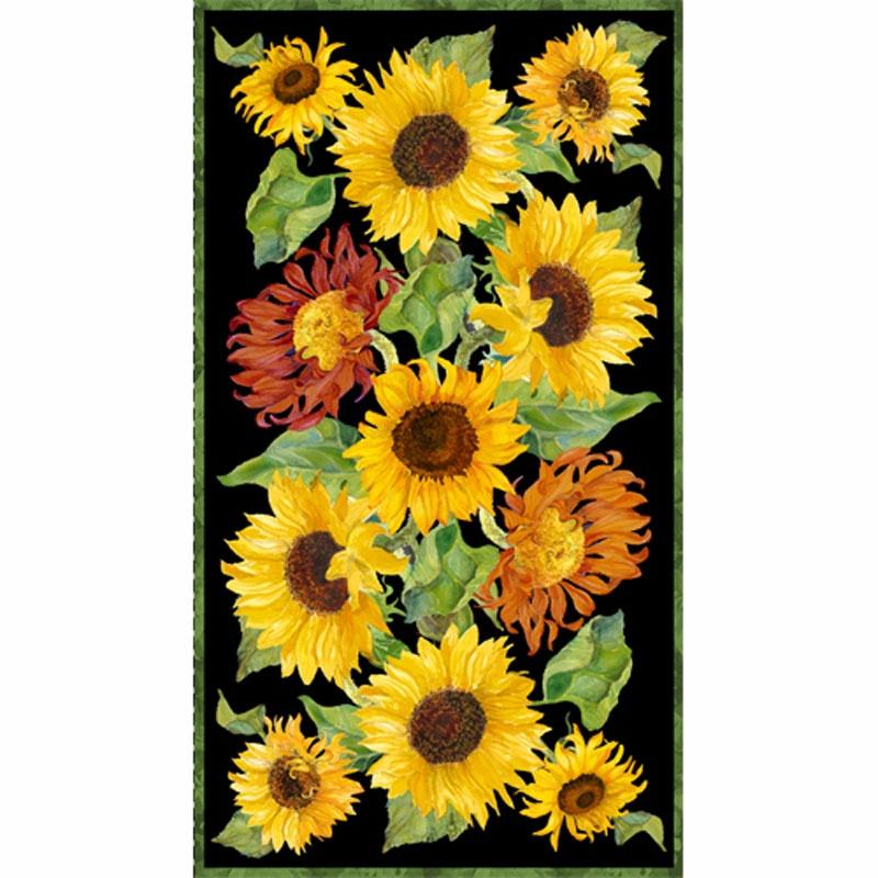 Flowers of the Sun - Multi Panel