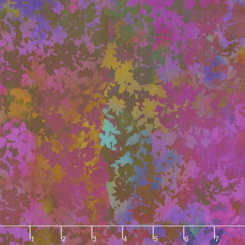 Seasons - Field Multi Digitally Printed Yardage