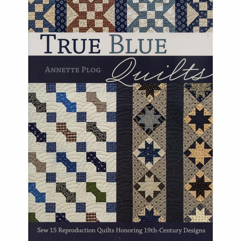 True Blue Quilts Book
