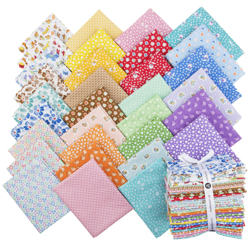 Adeline Fat Quarter Bundle