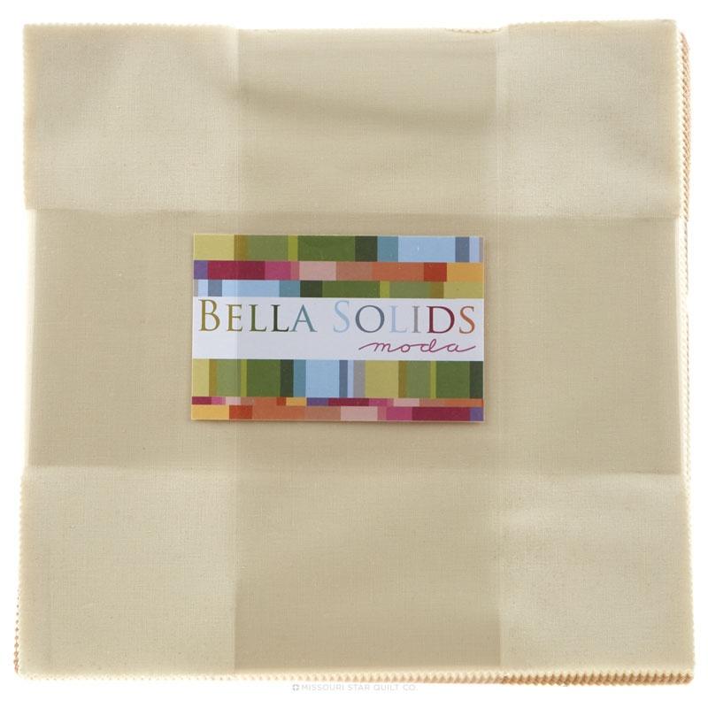 Bella Solids Neutral Layer Cake Moda Fabrics Moda