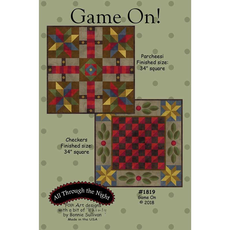 Game On Pattern
