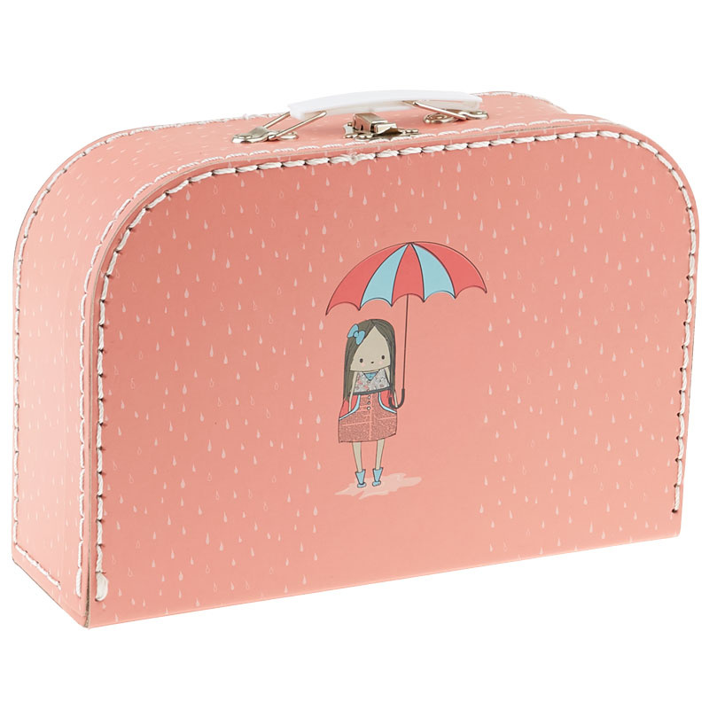 Rainy Days Suitcase