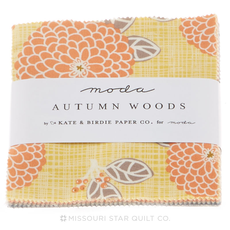 Autumn Woods Charm Pack