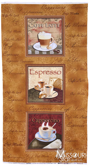 Cafe Au Lait - Coffee Panel