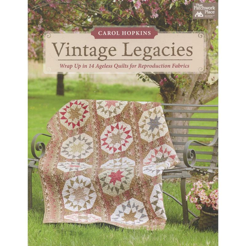 Vintage Legacies Book