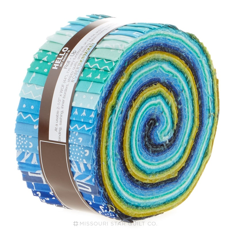 Blueberry Park Cool Roll Up