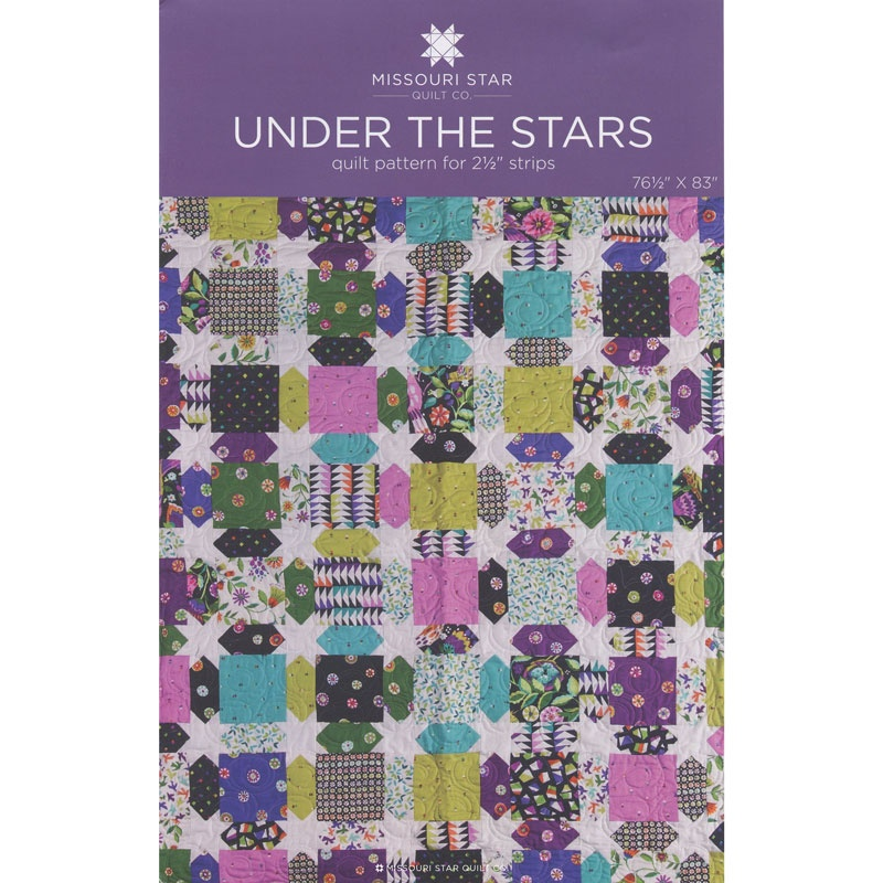 Under The Stars Pattern By Missouri Star Missouri Star