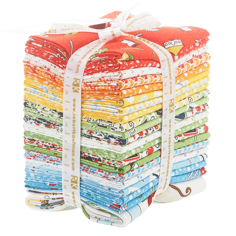 My ABC Book Fat Quarter Bundle