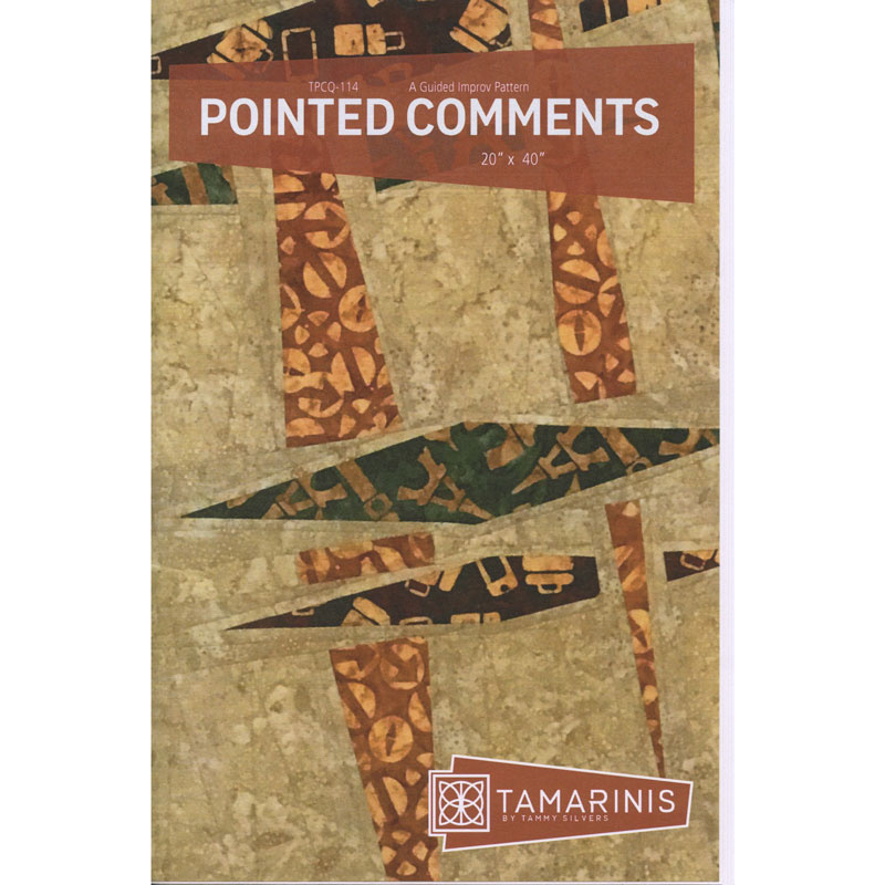 Pointed Comment Pattern