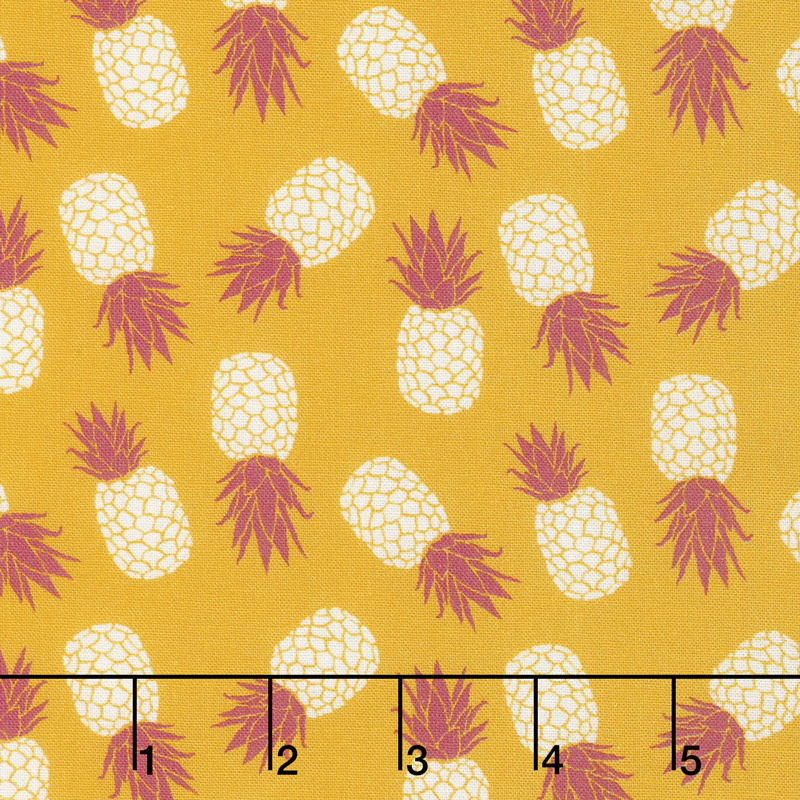Club Havana - Pineapple Gold Yardage