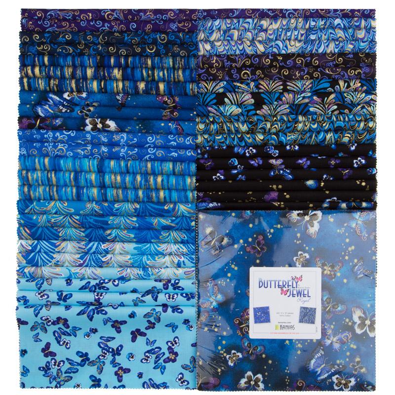 Butterfly Jewel - Royal Metallic 10