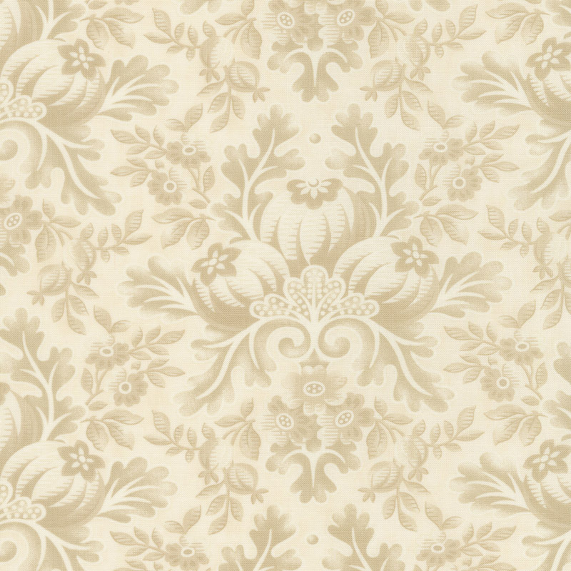 Cinnaberry - Damask Vanilla Yardage