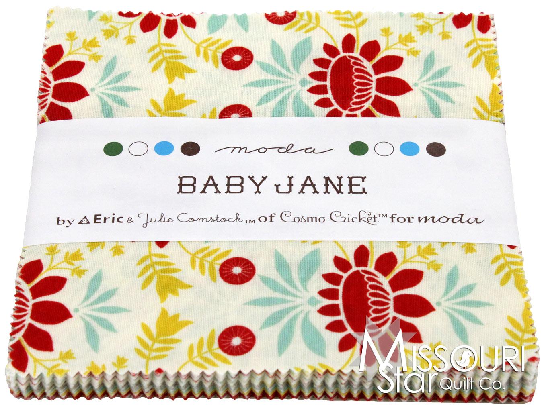 Baby Jane Charm Pack