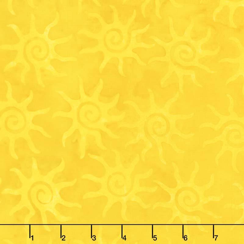 Colorpop Batiks - Sun Yardage