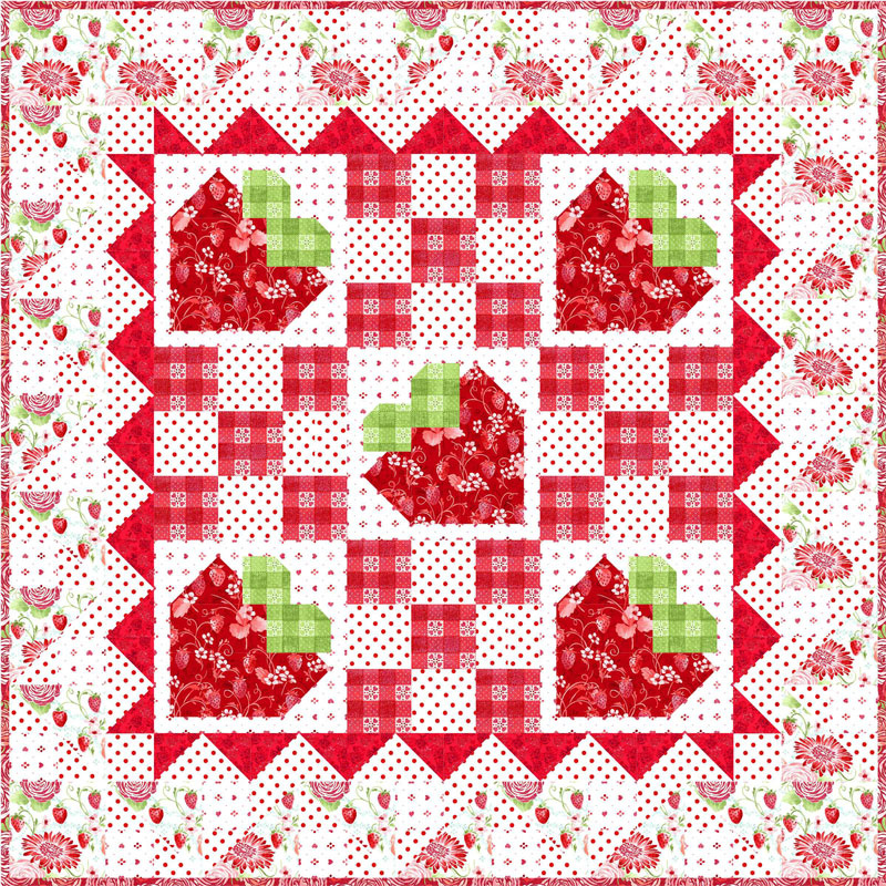Berry Picnic Kit