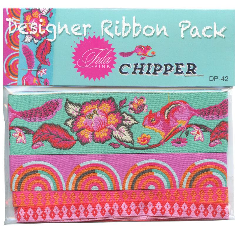Tula Pink Chipper Designer Pack