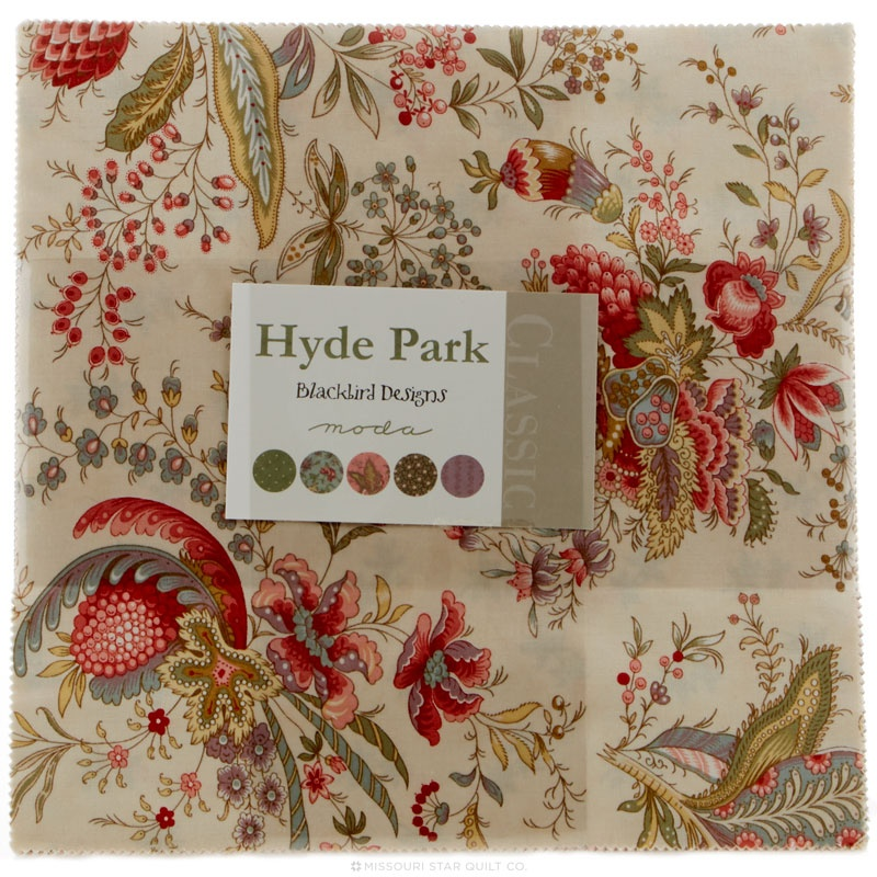 Hyde Park Layer Cake