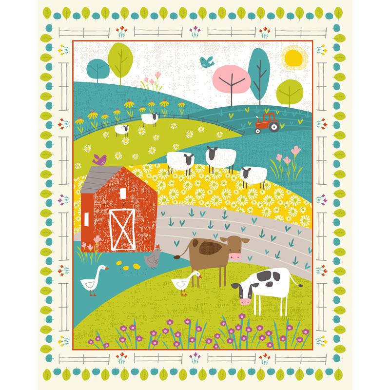 wildflower farm missouri star quilt co