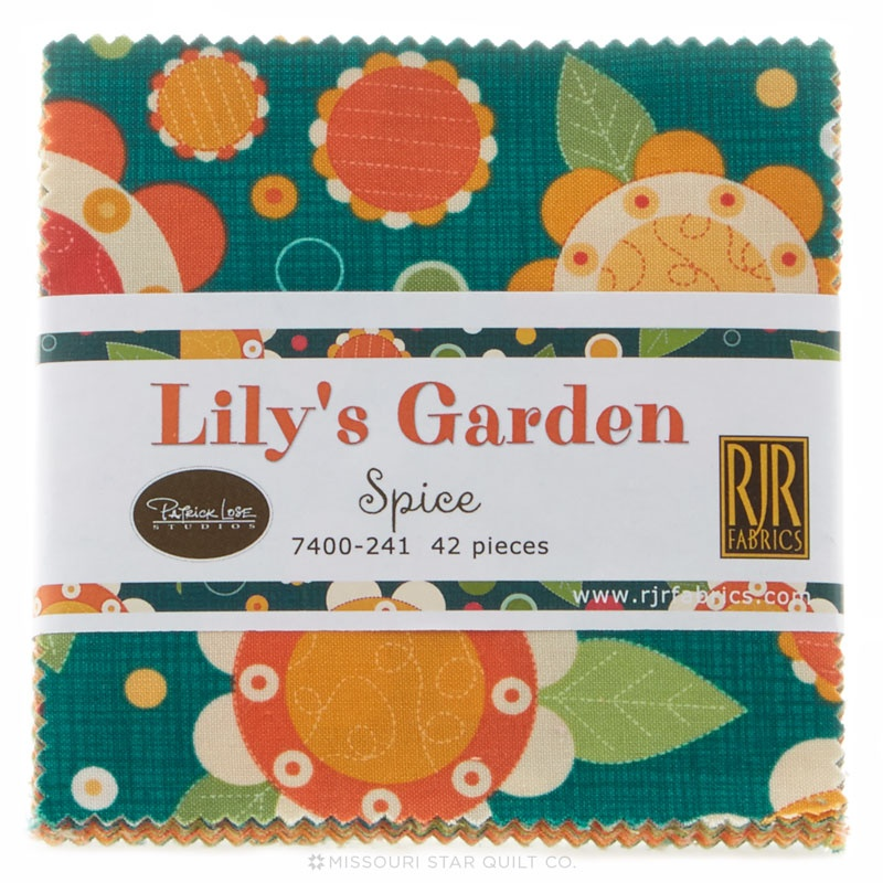 Lily's Garden Spice Charm Pack